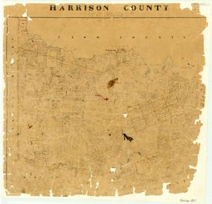 Primary view of object titled 'Harrison County'.