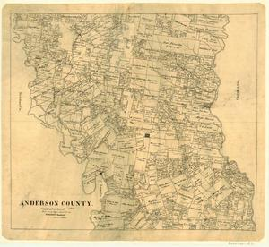 Primary view of object titled 'Anderson County'.