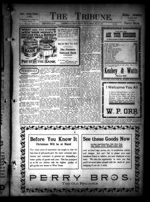 The Tribune. (Stephenville, Tex.), Vol. 18, No. 50, Ed. 1 Friday, December 16, 1910