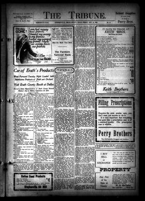 The Tribune. (Stephenville, Tex.), Vol. 18, No. 41, Ed. 1 Friday, October 14, 1910