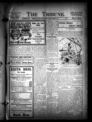 The Tribune. (Stephenville, Tex.), Vol. 19, No. 43, Ed. 1 Friday, October 27, 1911