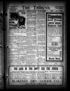 The Tribune. (Stephenville, Tex.), Vol. 19, No. 30, Ed. 1 Friday, July 28, 1911