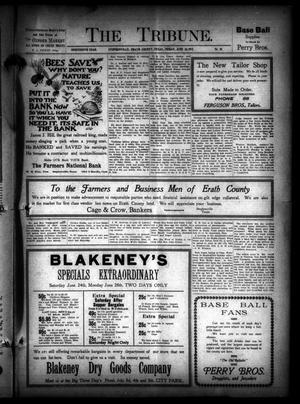 The Tribune. (Stephenville, Tex.), Vol. 19, No. 25, Ed. 1 Friday, June 23, 1911