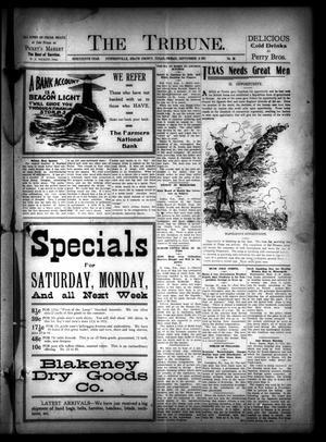 The Tribune. (Stephenville, Tex.), Vol. 19, No. 36, Ed. 1 Friday, September 8, 1911