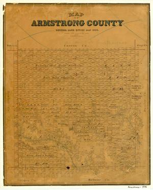Primary view of object titled 'Armstrong County'.