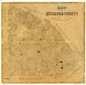 Primary view of object titled 'Atascosa County'.