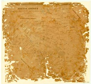 Primary view of object titled 'Austin County'.
