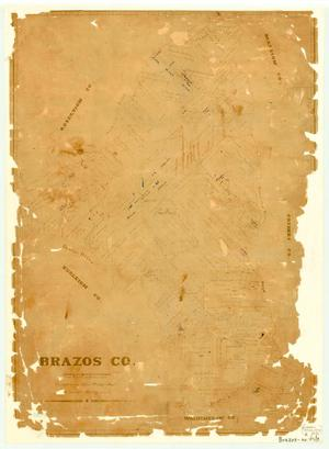 Primary view of object titled 'Brazos County'.
