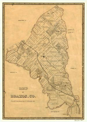 Primary view of Brazos County