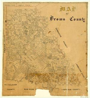 Primary view of object titled 'Brown County'.