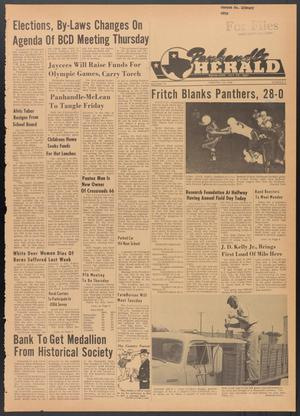 Primary view of object titled 'Panhandle Herald (Panhandle, Tex.), Vol. 78, No. 9, Ed. 1 Thursday, September 10, 1964'.