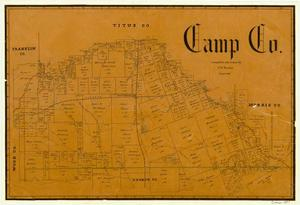 Primary view of object titled 'Camp County'.