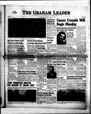 Primary view of object titled 'The Graham Leader (Graham, Tex.), Vol. 76, No. 42, Ed. 1 Thursday, May 29, 1952'.