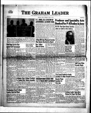 Primary view of object titled 'The Graham Leader (Graham, Tex.), Vol. 77, No. 36, Ed. 1 Thursday, April 16, 1953'.