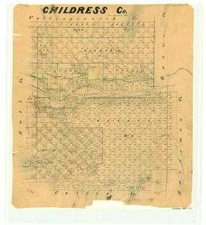 Primary view of object titled 'Childress County'.