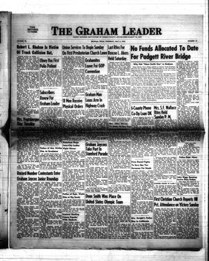 Primary view of object titled 'The Graham Leader (Graham, Tex.), Vol. 76, No. 47, Ed. 1 Thursday, July 3, 1952'.