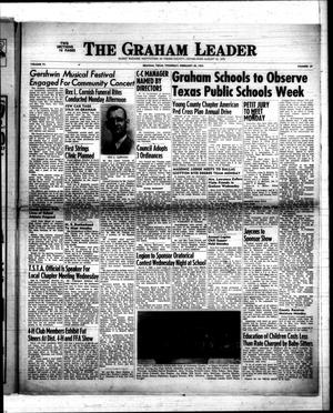 Primary view of object titled 'The Graham Leader (Graham, Tex.), Vol. 77, No. 29, Ed. 1 Thursday, February 26, 1953'.