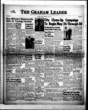 Primary view of object titled 'The Graham Leader (Graham, Tex.), Vol. 76, No. 39, Ed. 1 Thursday, May 8, 1952'.