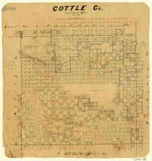 Primary view of object titled 'Cottle County'.