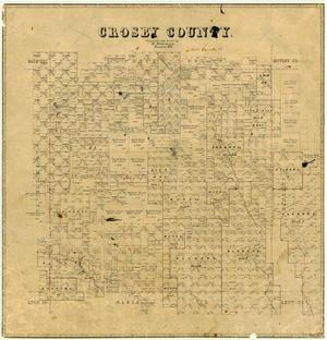 Primary view of object titled 'Crosby County'.