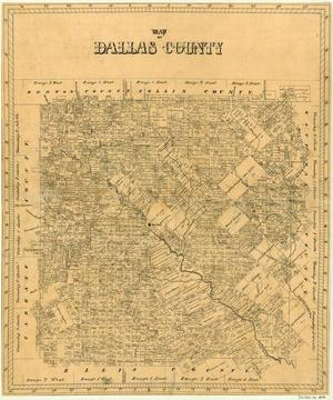 Primary view of object titled 'Dallas County'.