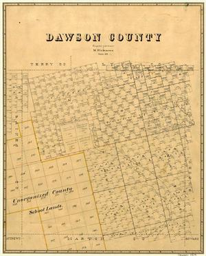 Primary view of object titled 'Dawson County'.
