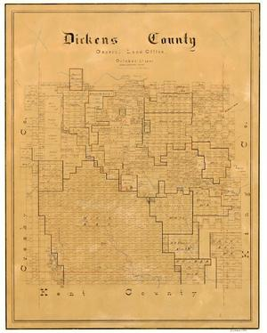 Primary view of object titled 'Dickens County'.