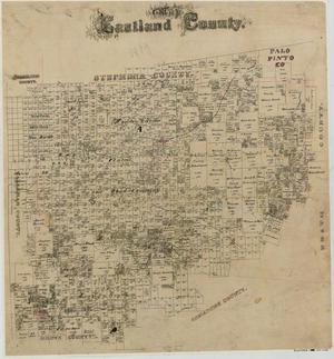 Primary view of object titled 'Eastland County'.