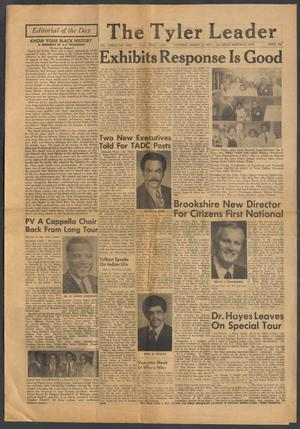 The Tyler Leader (Tyler, Tex.), Vol. 12, No. 9, Ed. 1 Saturday, March 16, 1974
