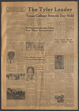 The Tyler Leader (Tyler, Tex.), Vol. 15, No. 8, Ed. 1 Thursday, April 28, 1977