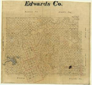 Primary view of object titled 'Edwards County'.