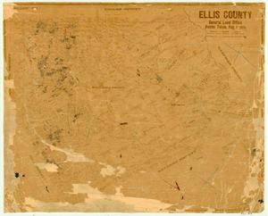 Primary view of object titled 'Ellis County'.