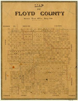 Primary view of object titled 'Floyd County'.