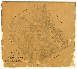 Primary view of object titled 'Freestone County'.