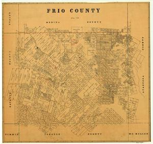 Primary view of object titled 'Frio County'.