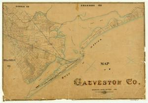 Primary view of object titled 'Galveston County'.