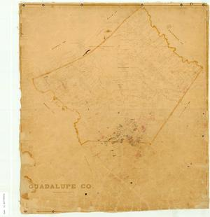 Primary view of object titled 'Guadalupe County'.