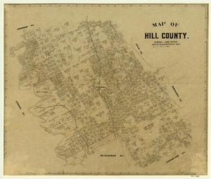 Primary view of object titled 'Hill County'.