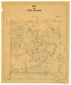 Primary view of object titled 'Jack County'.