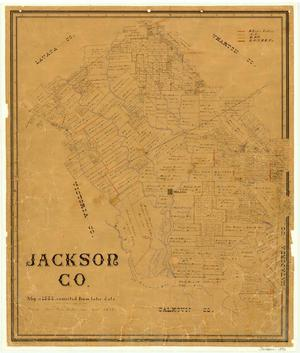 Primary view of object titled 'Jackson County'.