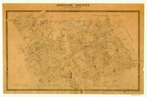 Primary view of object titled 'Johnson County'.