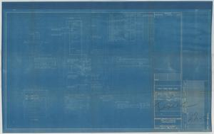 Primary view of object titled 'Interior Communication Switchboard 120V AC Supplies [Main Communication Station]'.