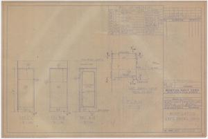 Primary view of object titled 'Modification - Captain's Emergency Cabin  [Navigation Bridge]'.