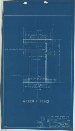 Primary view of object titled 'Dk. Fittings, Bulkhead Fittings, Riser (Various Sizes)'.