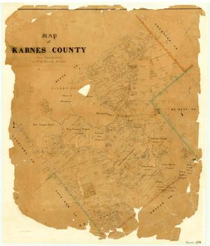 Primary view of object titled 'Karnes County'.