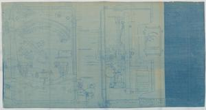 Primary view of object titled 'Connections for Non-reverse Compound Starting & Regulating Panel Watertight, type A'.