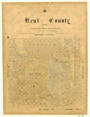 Primary view of object titled 'Kent County'.