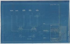 Primary view of object titled '[Engine Room, Pilot House] Steering Telegraph Indicator System - IC circuit L - Elementary Wiring Diagram'.