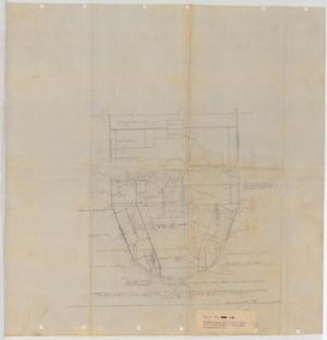 Primary view of object titled 'Section Thru Pilot House & New Cat-Walk  [Navigation Bridge] [Pencil Originals]'.