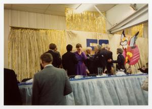 Primary view of object titled '[WASP attending the Eileen Collins reception]'.